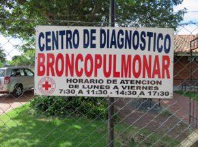 Kuratorium TB | Laboreinweihung Santa Cruz