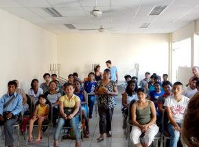 Kuratorium Tuberkulose e.V. | Labor Santa Cruz 2016