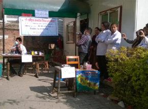 Kuratorium Tuberkulose e.V. | Kathmandu 2016