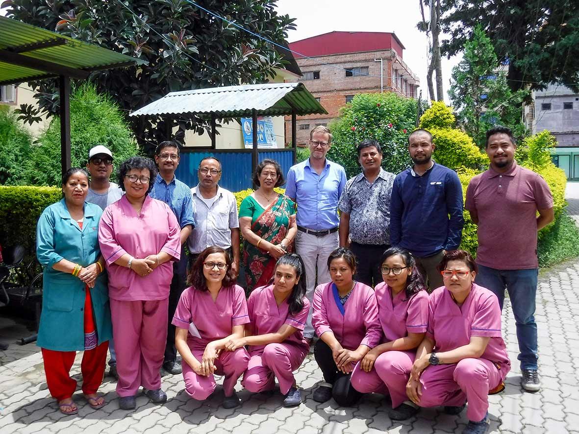 Kuratorium-TB---GENETUP-Nepal-Team